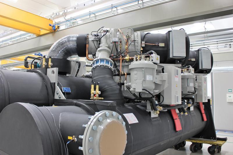 16800 Kilowatt Kühlkapazität – nur 1 Projekt