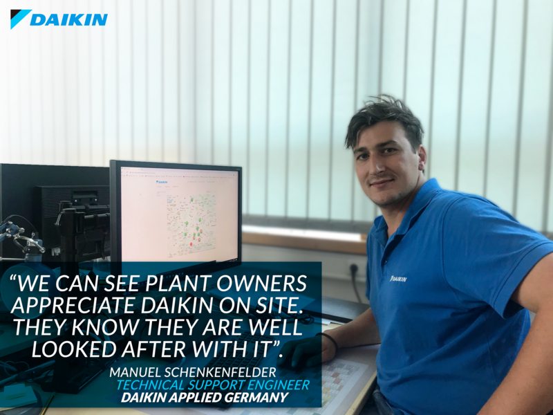 The comfort of remote-monitoring your plant