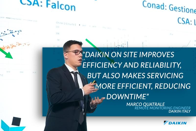 DaikinOnSite vereinfacht Ihre Arbeit und reduziert Ihre Kosten
