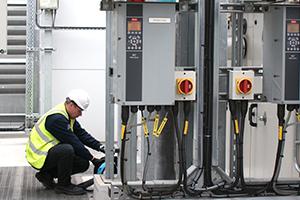 Kaltwassersatz-Nachrüstung und Frequenzumrichter-Lösungen