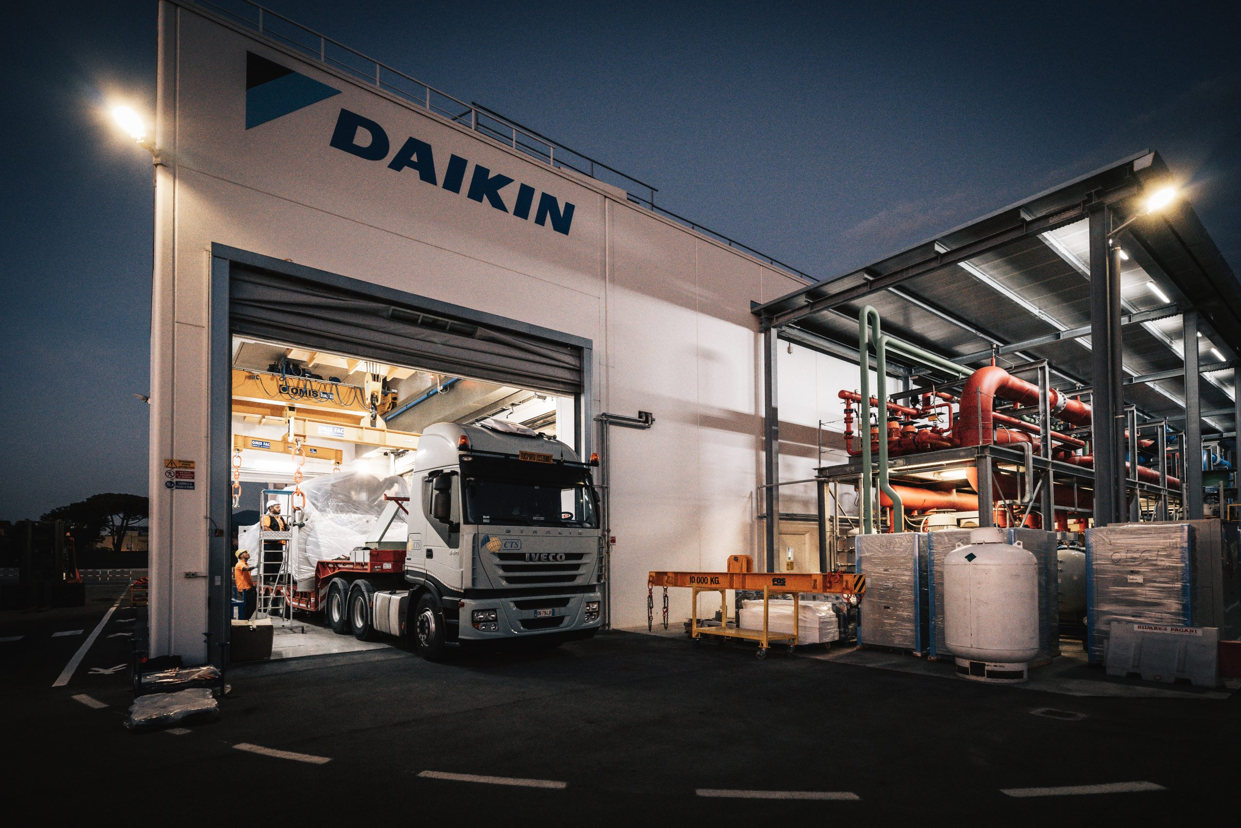 Galletti Bentivoglio Lavora Con Noi applied solutions for hvac systems - daikin applied europe