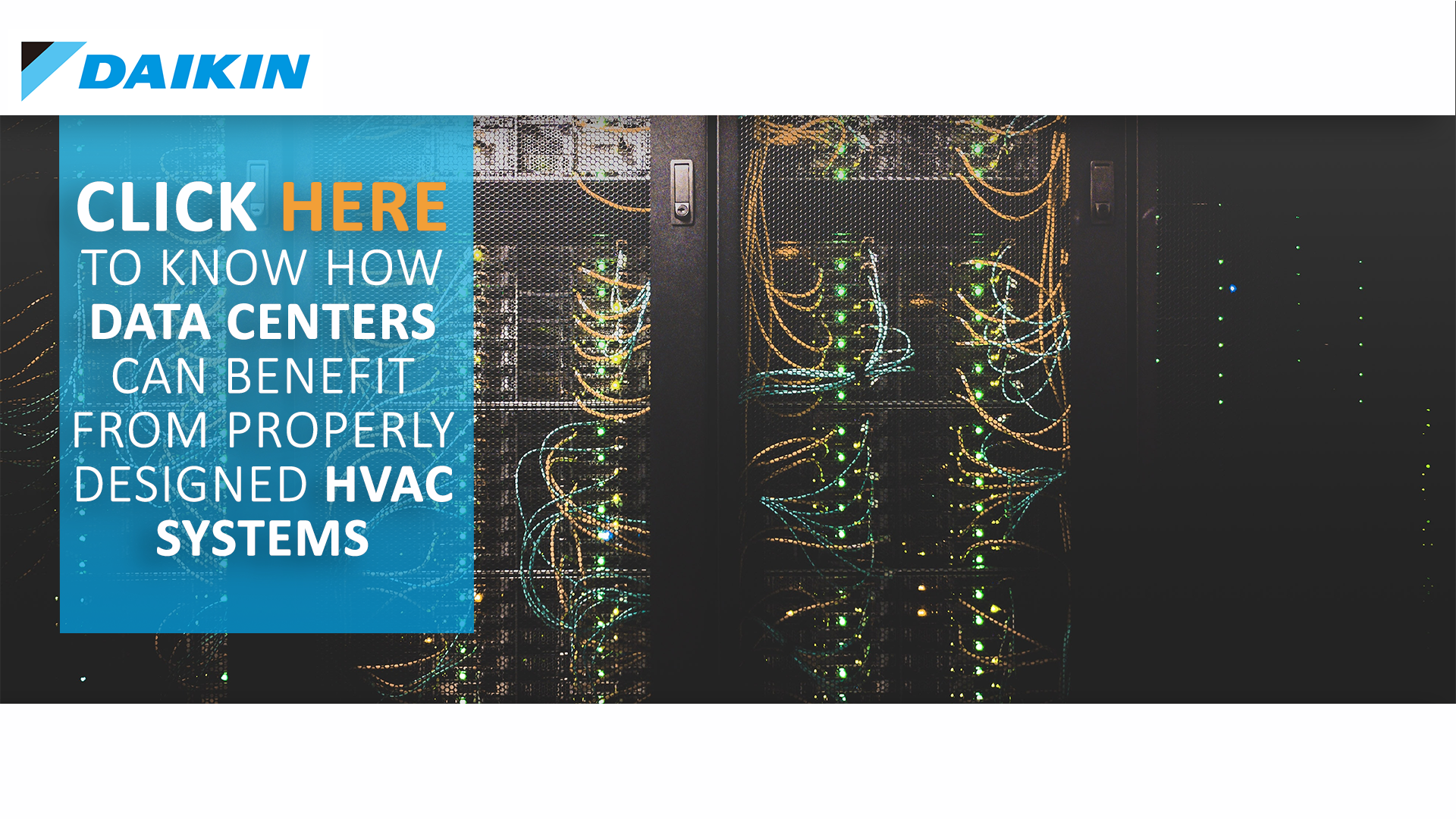 HVAC systems for Data Centers