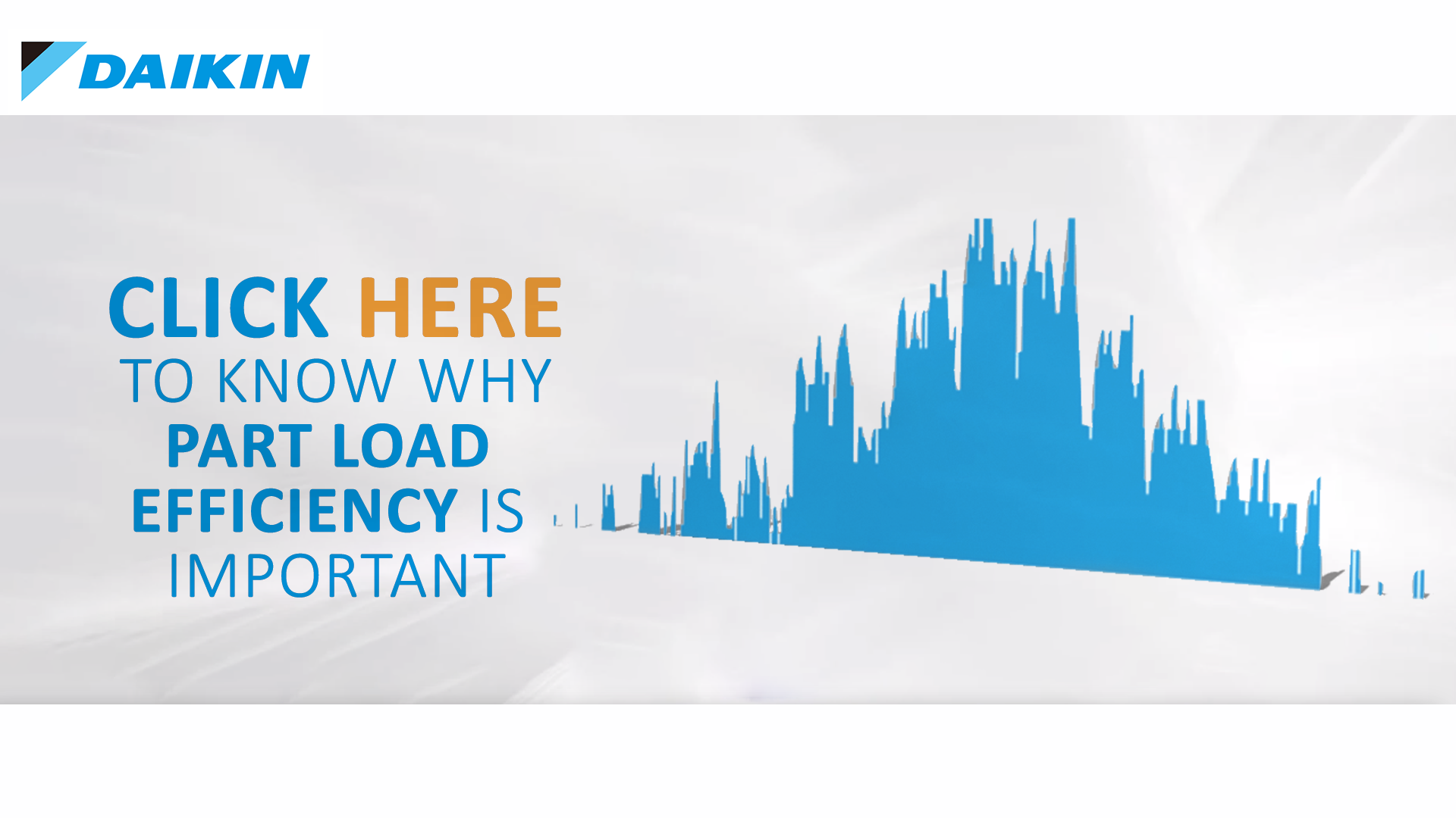 Part load efficiency
