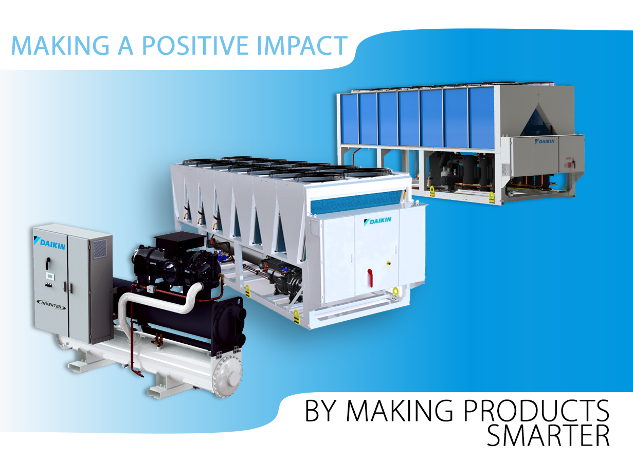 Daikin Applied products Ecodesign and EPBD