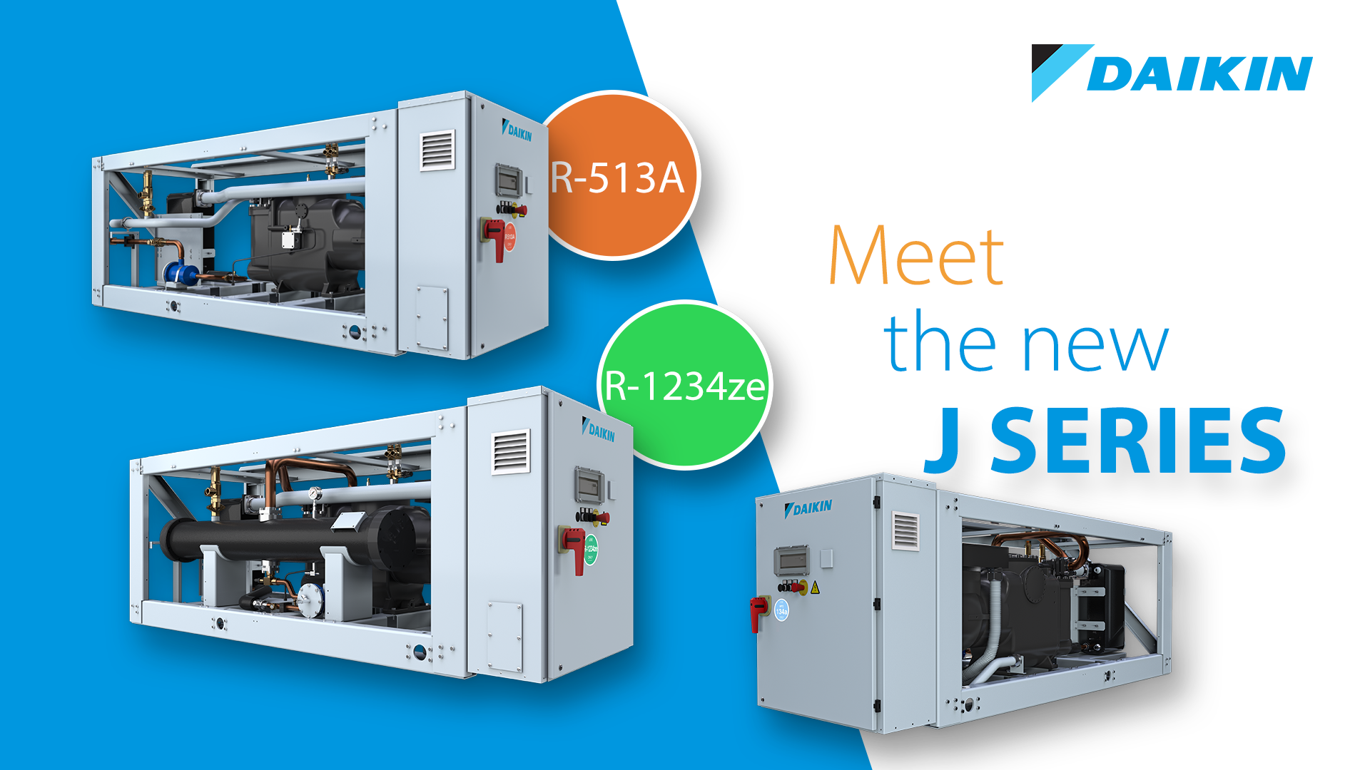 Meet the new J Series by Daikin