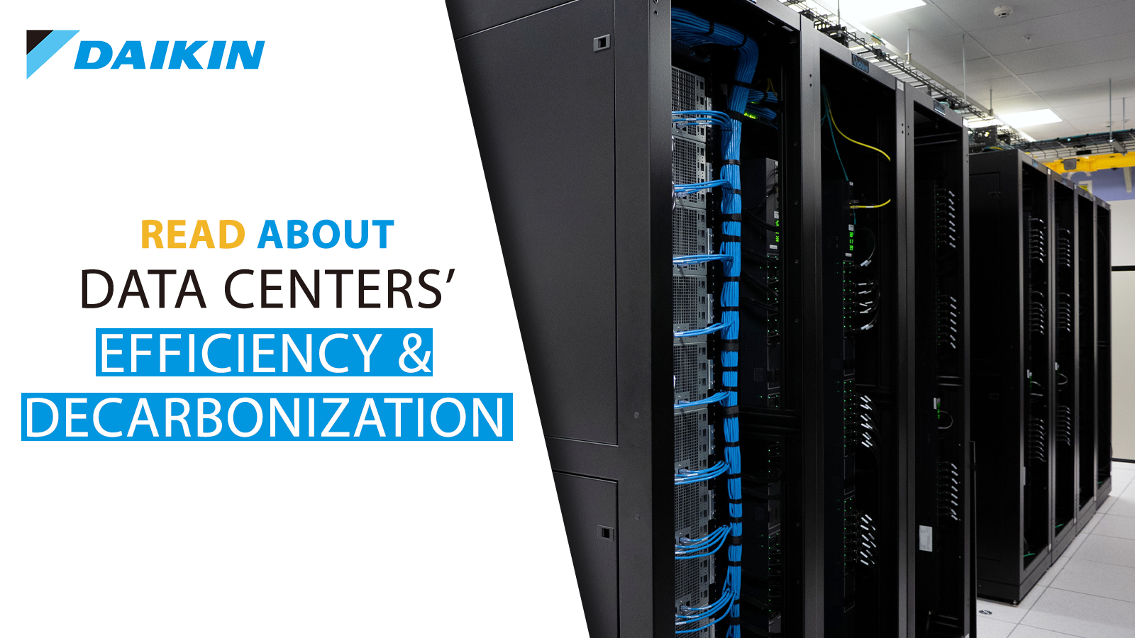 data centers' efficiency